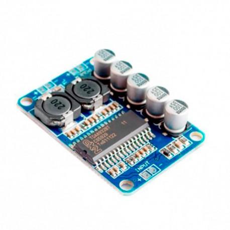 ماژول آمپلی فایر 35 وات مونو با تراشه TDA8932BT مونو Amplifier Mono 35W