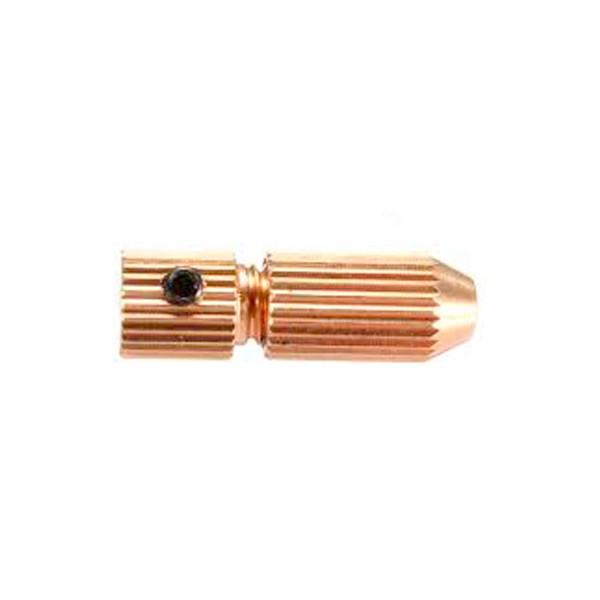 سه نظام با قطر شافت 3.17mm و مته 0.7 تا 1.2