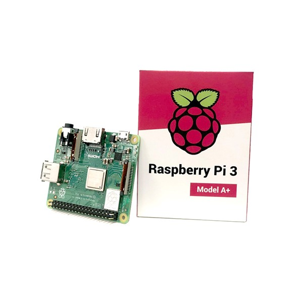 برد Raspberry pi 3 A+ plus رزبری پای 3 مدل A پلاس (رسپبری پای A)