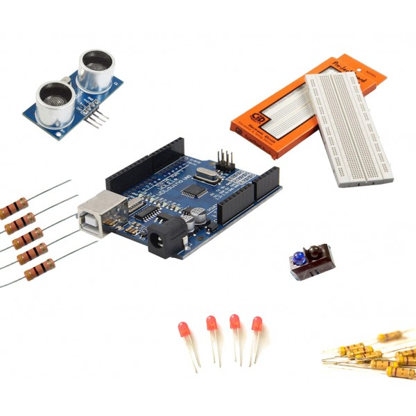 Arduino Uno SMD Package- daneshjookit