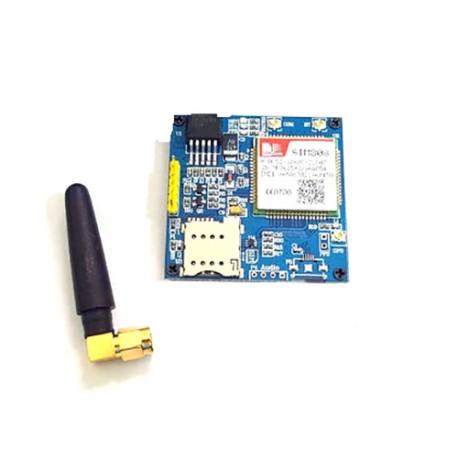 ماژول سیم کارت SIM808 با آنتن GSM بلوتوث و GPS موقعیت یاب