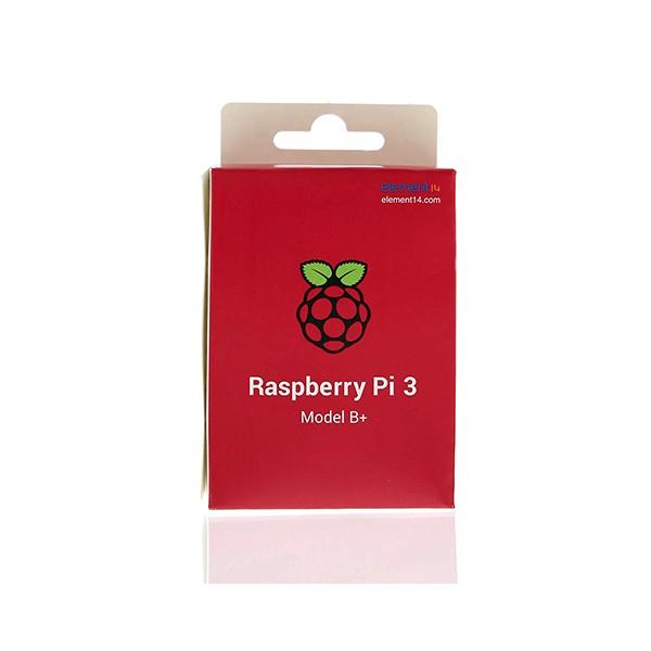 برد رزبری پای 3 مدل B پلاس Raspberry Pi 3 B+ Element14 برد رسپبری پای بی پلاس