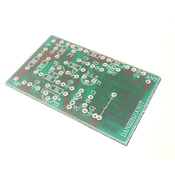 برد PCB رادیو اف ام در باند فرکانسی 88-108 MHZ