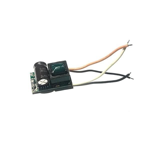 مبدل 220 ولت به 12 ولت DC مناسب برای LED با توان 600 میلی آمپر