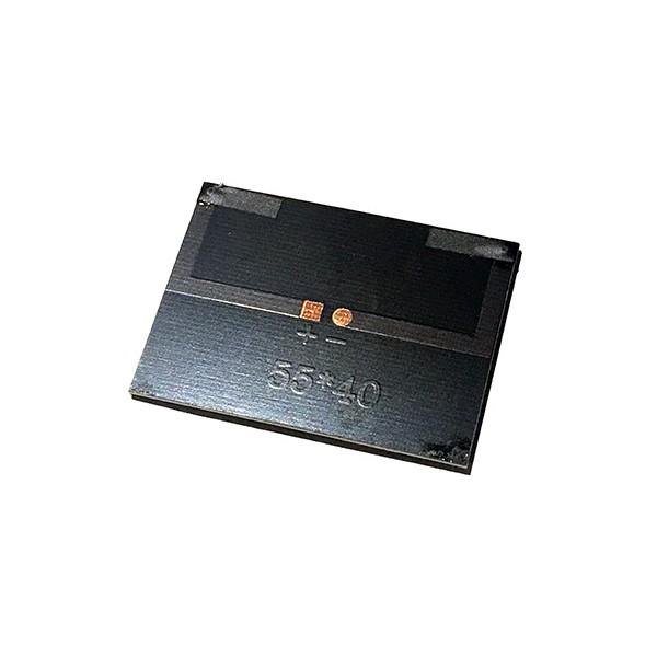 سلول خورشیدی 3V 90mA پنل خورشیدی اپوکسی Solar panel