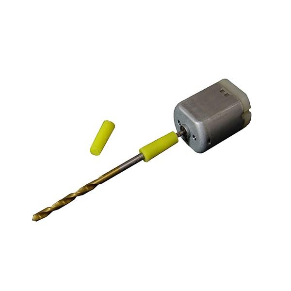المان سلاح مته قابلیت اتصال به شافت موتور DC