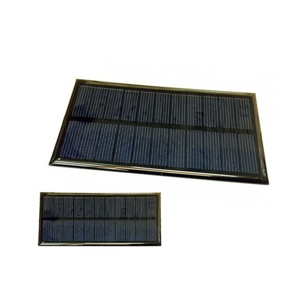 سلول خورشیدی 10V 100mA پنل خورشیدی اپوکسی