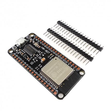 برد کنترل اینترنت اشیاء Node MCU بر پایه ESP32 دارای بلوتوث و Wifi