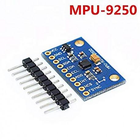 ماژول شتاب سنج 9 محوره MPU9150 GY-9250 - MPU6500 - سنسور شتاب