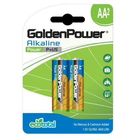 باتری آلکالاین Alkaline مدل AA2