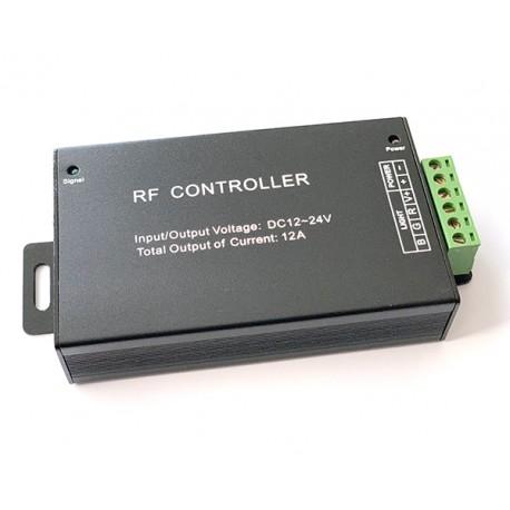 درایور راه انداز ال ای دی نواری RF RGB LED Controller Driver
