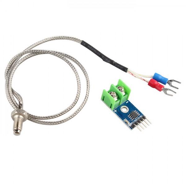 ماژول و سنسور ترموکوپل MAX6675 تایپ K