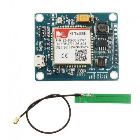 ماژول 3G سیم کارت SIM5300E با پشتیبانی از GSM GPRS GPS SMS