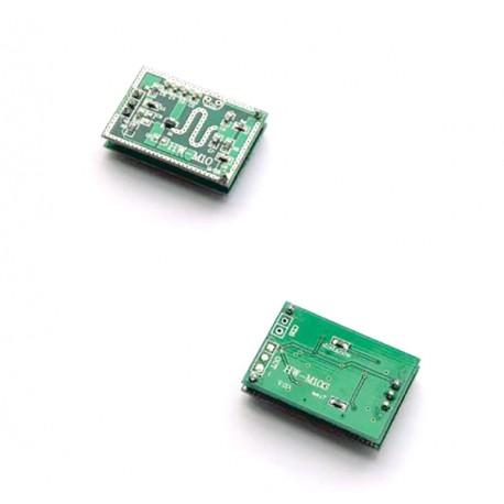 سنسور حرکت ماکرو ویو Microwave Sensor Body