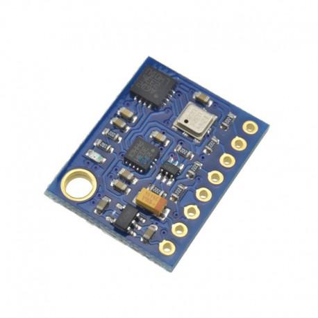 سنسور شتاب و سنجش فشار هوا مغناطیسی GY-89