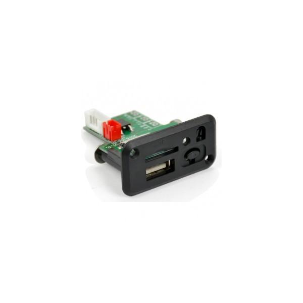 ماژول MP3 Player Tape Audio همراه با ریموت و کابل 3 پایه