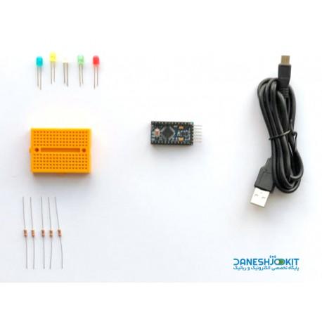 کیت آردوینو پرو مینی Arduino Pro mini kit