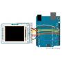 شیلد 1.8 اینچ ال سی دی اسپلورا Esplora TFT LCD