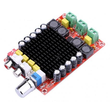 ماژول آمپلی فایرAmplifier TDA7948 توان 2x100 وات کلاس D