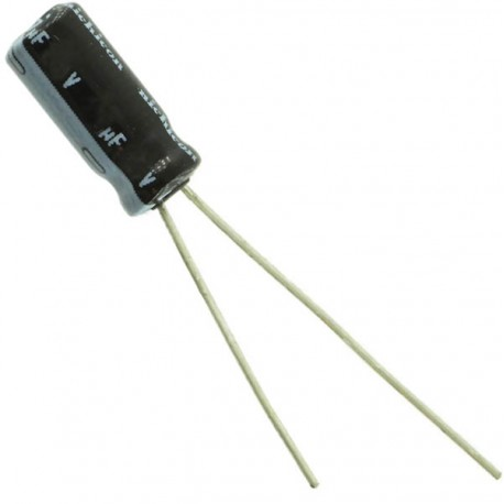 بسته 10 عددی خازن الکترولیت 0.33 میکروفاراد 50 ولت