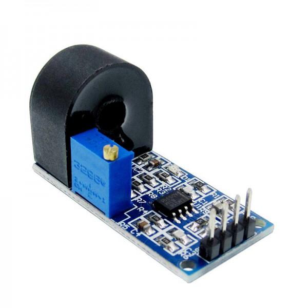 ماژول آمپر متر AC اندازه گیری جریان متناوب 5 آمپر مدل ZMCT103C