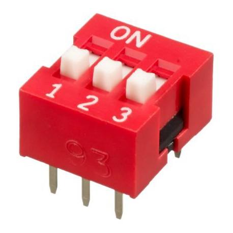 دیپ سوییچ 3 تایی DIP Switch