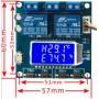 ماژول کنترلر دما و رطوبت XY-TR01 دارای نمایشگر LCD