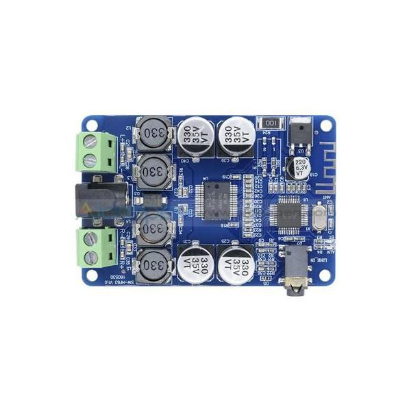 ماژول آمپلی فایر گیرنده بلوتوث TDA7492 Amplifier Bluetooth