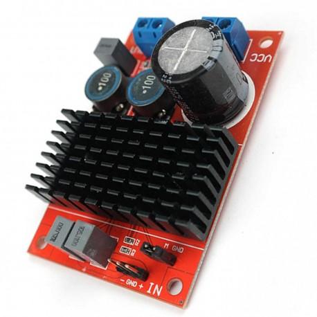 ماژول آمپلی فایر 100 وات مونو با تراشه TPA3116 ولتاژ 12-24 ولت BTL