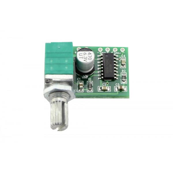ماژول آمپلی فایر PAM8403 استریو 3W+3W با ولوم