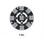 حلقه ال ای دی 9 تایی LED Pixel Ring RGB مدل W2812-8