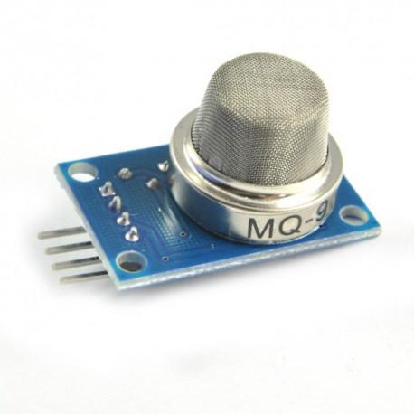 ماژول MQ9 سنسور تشخیص گاز CO و LPG مناسب اینترنت اشیاء IOT