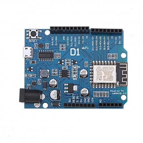 آردوینو D1 بر پایه تراشه ESP8266