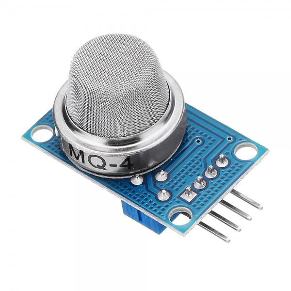 ماژول سنسور گاز MQ-4 تشخیص گاز متان و گاز طبیعی CNG