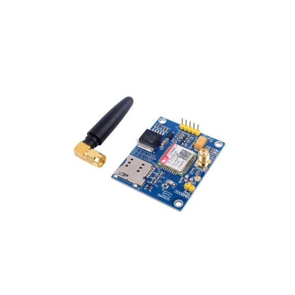 ماژول sim800C با بلوتوث GSM - GPRS - BT با آنتن