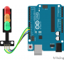 ماژول ترافیک لایت Traffic Light Module