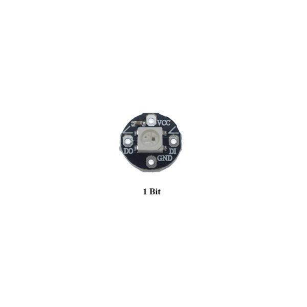 حلقه ال ای دی تکی 1BIT RGB LED RING