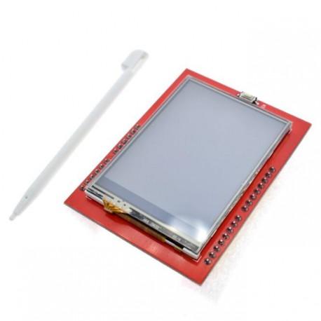 ماژول LCD شیلد ال سی دی آردوینو Arduino Uno LCD 2.4 Shield
