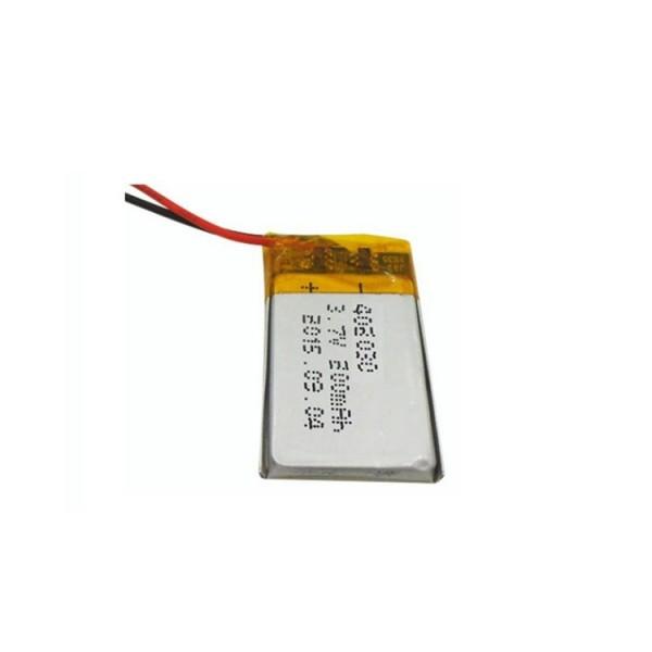 باتری لیتیوم پلیمر Li-Po 3.7V 200mAh تک سل 35x12mm