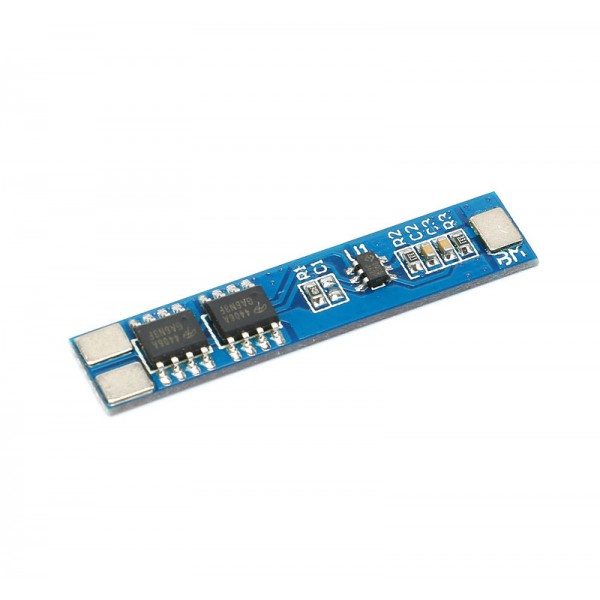 ماژول محافظ شارژ 2S باتری لیتیوم 18650با ابعاد 3.8 *7 میلی متر
