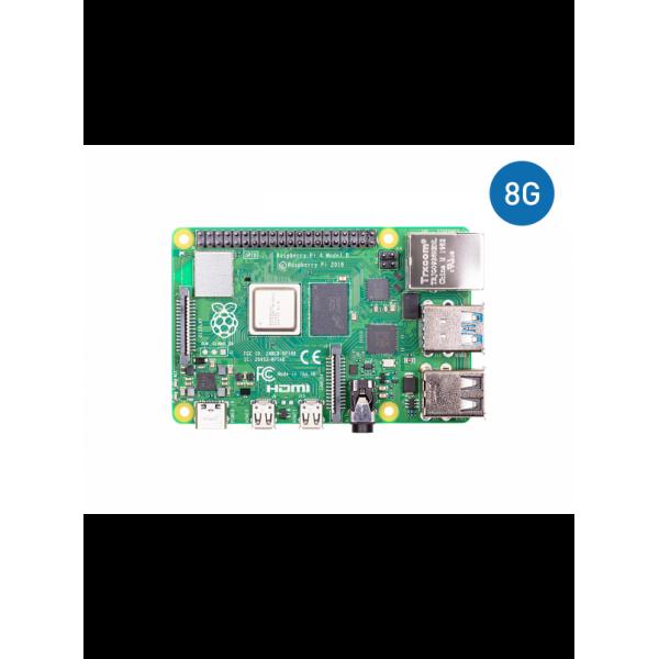 رزبری پای Raspberry Pi 4 با ظرفیت رم هشت گیگ 8gig