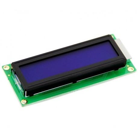 ال سی دی کاراکتری LCD 2x16 برند Tech Star