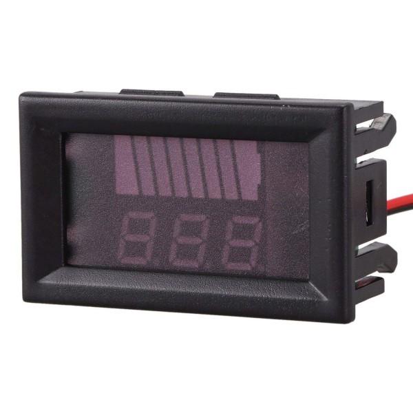 نمایشگر LED ولت متر 12 ولت dsn vq128 v3.0