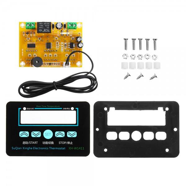 ترموستات کنترل دما دیجیتال 220 ولت 10 آمپر XH-W1411