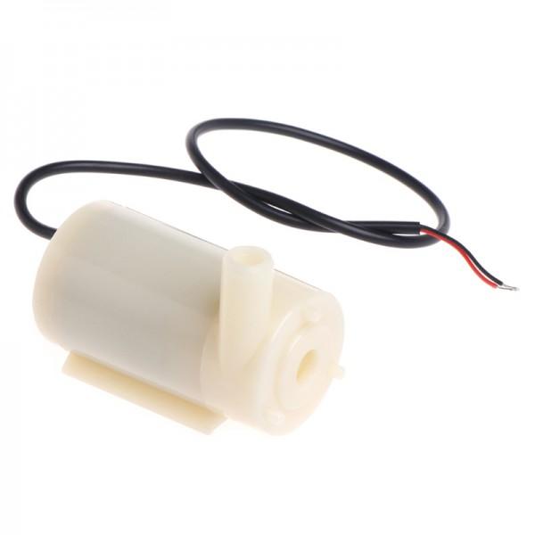 پمپ آب میکرو 3 - 5 ولت Micro water pump DC