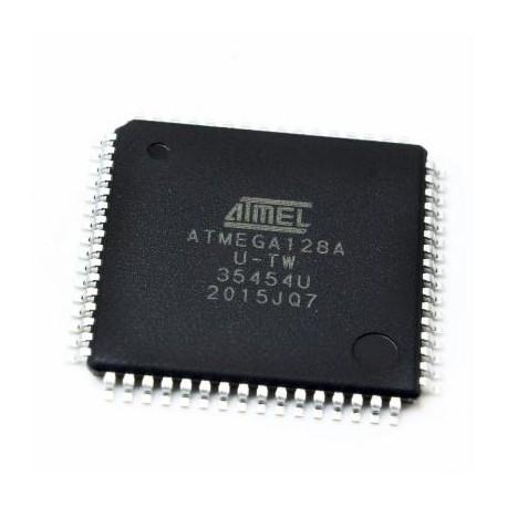آی سی Atmega128A-AU SMD میکرو اتمگا ساخت تایوان