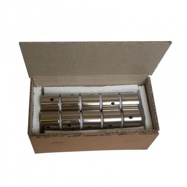 بسته 20 عددی مگنت نئودیوم N52m با ابعاد 20x20mm