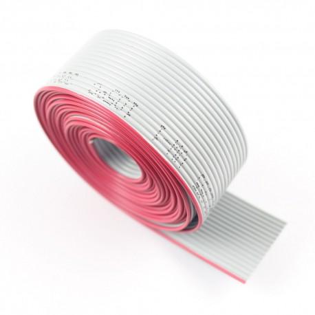یک متر کابل فلت دیتا 14 رشته Flat Ribbon Cable