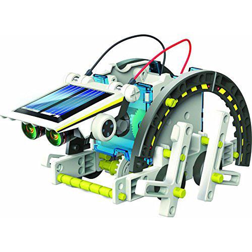 ربات خورشیدی 14 ربات در یک ربات