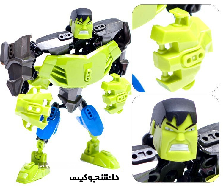 ربات Green Giant Hero